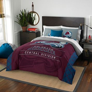 Colorado Avalanche Draft Full/Queen Comforter Set by Northwest