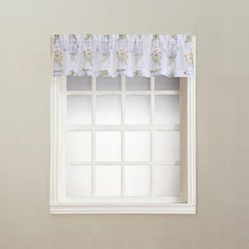 No918 Eves Garden Window Valance