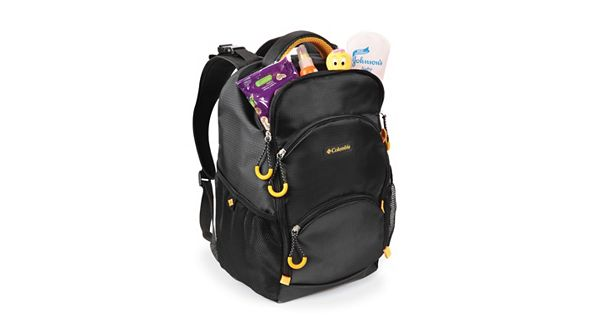 columbia pine oaks backpack diaper bag. Black Bedroom Furniture Sets. Home Design Ideas