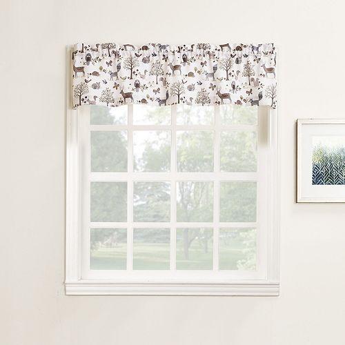 No918 Forest Friend Window Valance