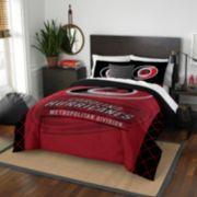 Carolina Hurricanes Draft Full/Queen Comforter Set by Northwest