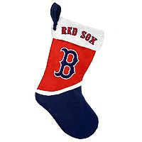 Forever Collectibles Boston Red Sox Christmas Stocking