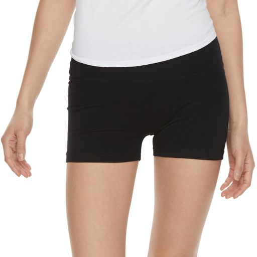 Juniors' SO® Yoga Shorts