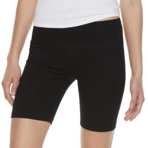 Juniors' SO® Bermuda Yoga Shorts