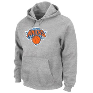 Big & Tall Majestic New York Knicks Pullover Hoodie