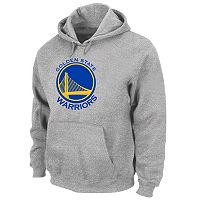 Big & Tall Majestic Golden State Warriors Pullover Hoodie