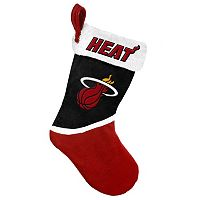 Forever Collectibles Miami Heat Christmas Stocking