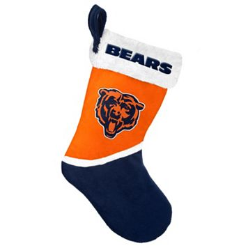 Forever Collectibles Chicago Bears Christmas Stocking