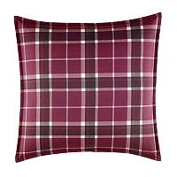 Laura Ashley Lifestyles Ella Plaid Throw Pillow