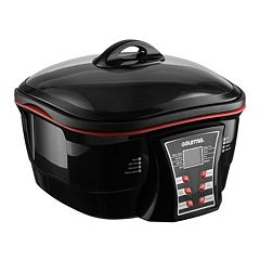 Gourmia Supreme 8-in-1 Digital Multi-Function Cooker