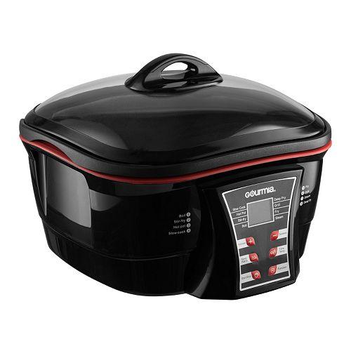 Gourmia Supreme 8-in-1 Digital Multi-Function Cooker
