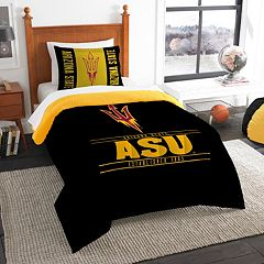 Arizona State Sun Devils Modern Take Twin Comforter Set by Northwest