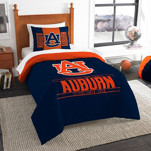 Auburn Tigers Modern Take Twin Comforter Set by Northwest