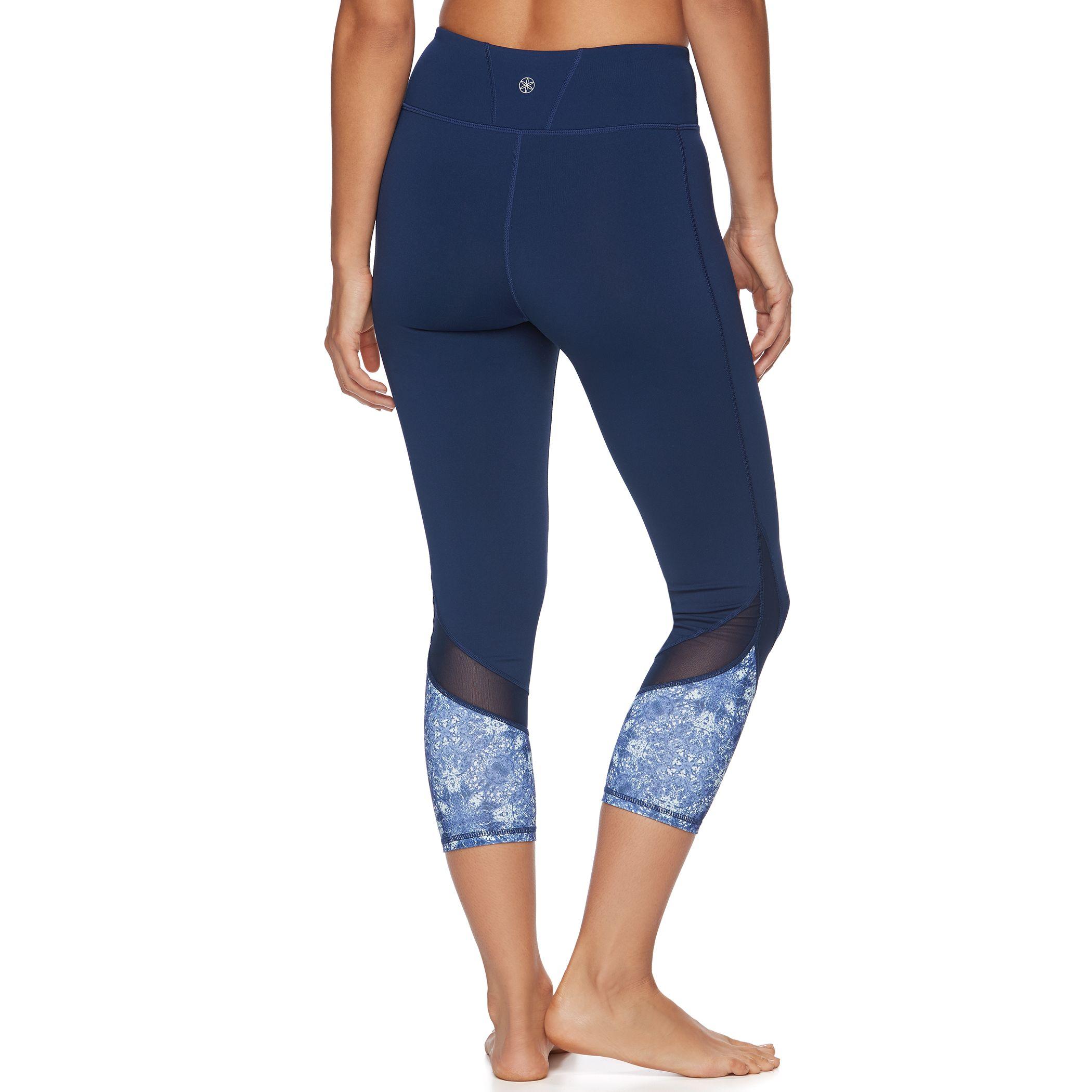 ed39539f9c48d Womens Gaiam Leggings | Kohl's