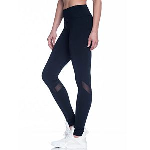 df25f0310b9a6 Regular. $54.00. Women's Gaiam Om Mesh Yoga Leggings