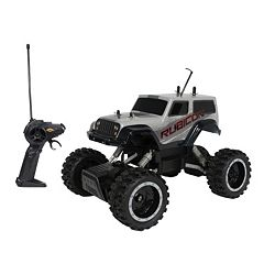 NKOK Mean Machines Rock Crawlers Remote Control Jeep Wrangler