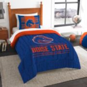 Boise State Broncos Modern Take Twin Comforter Set by Northwest
