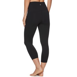 Women's Gaiam Om High-Rise Capri Yoga Leggings