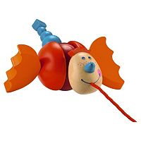 HABA Dragon Dooly Wooden Pull Toy