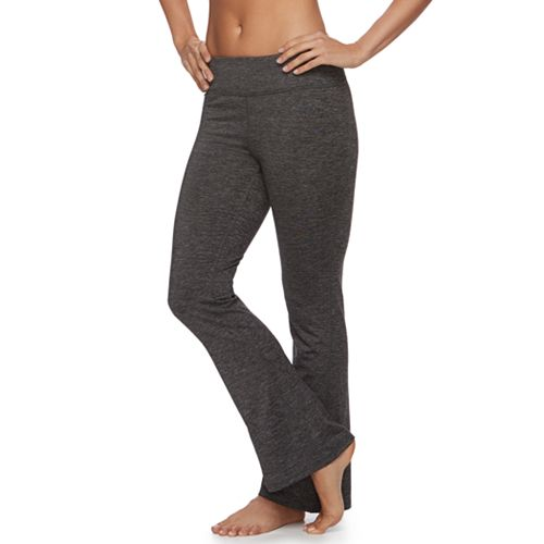 discount for sale forefront of the times extremely unique Women's Gaiam Om Zen Bootcut Yoga Pants