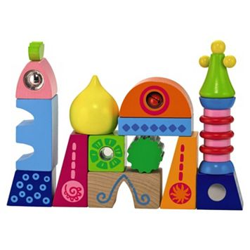 HABA World Of Play Wooden Palace Set