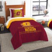 Central Michigan Chippewas Modern Take Twin Comforter Set by Northwest