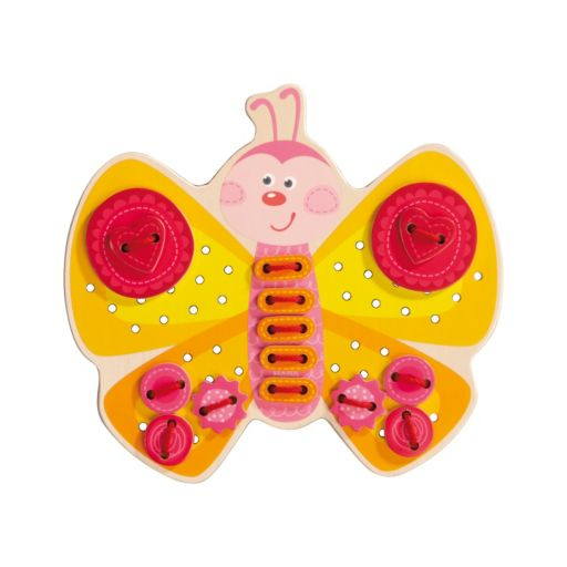 HABA Butterfly Threading Game
