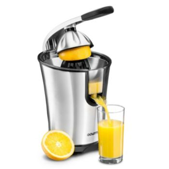 Gourmia 10-qt. Stainless Steel Citrus Press Juice Extractor