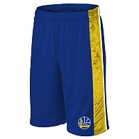 Big & Tall Golden State Warriors Birdseye Shorts