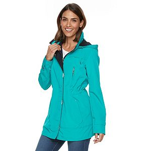 Women's Gallery Hooded Anorak Rain Jacket