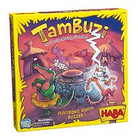 HABA Tambuzi - A Lightening Fast Reaction Board Game