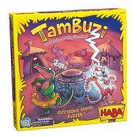 HABA Tambuzi - A Lightening Fast Reaction Board Game