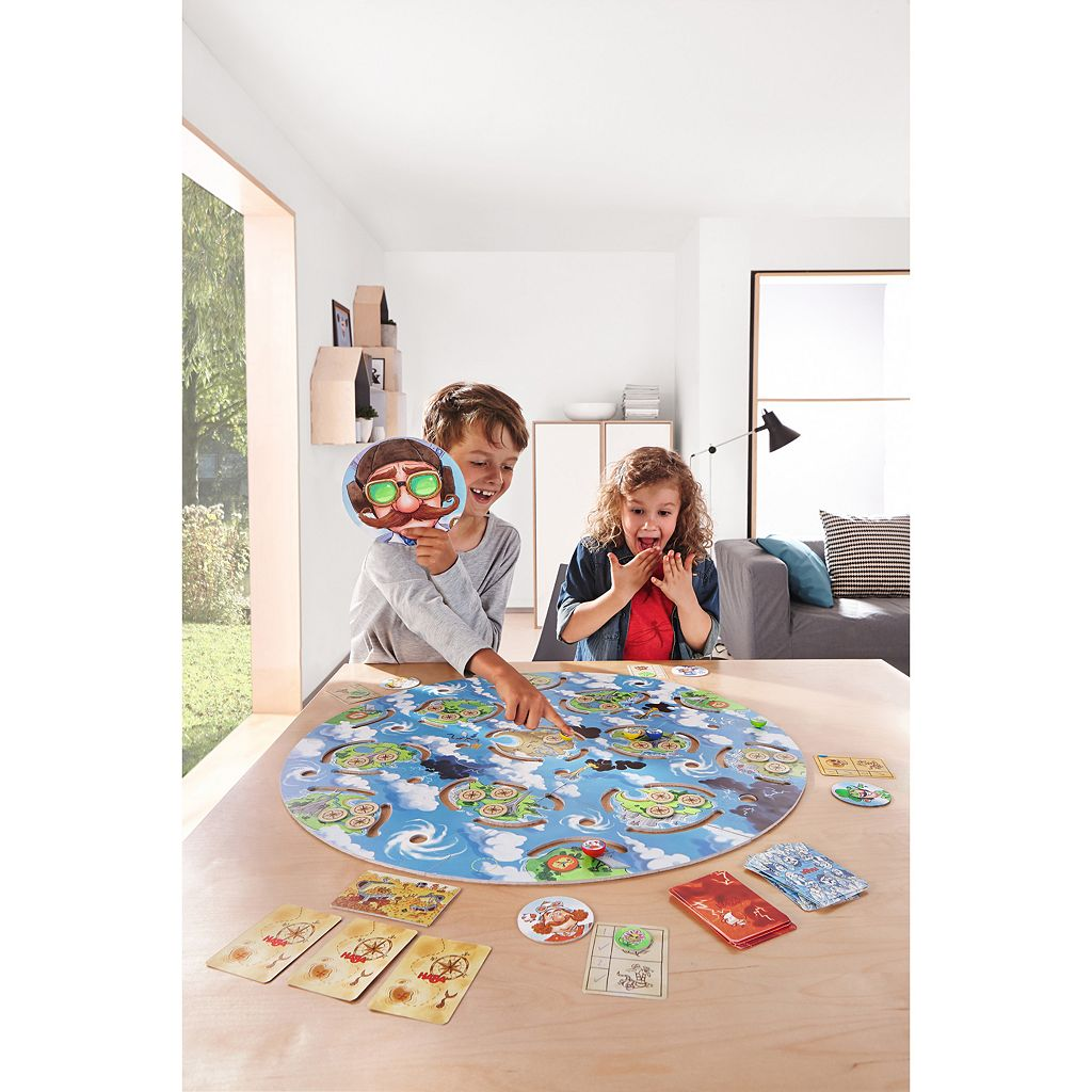 HABA The Treasure of the 13 Islands Board Game