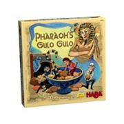 HABA Pharaoh's Gulo Gulo Board Game