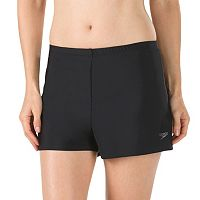 Women's Speedo Compression Swim Shorts