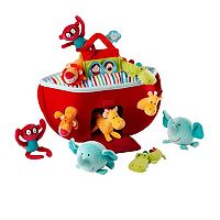 HABA Lilliputiens Noah's Ark Plush Playset