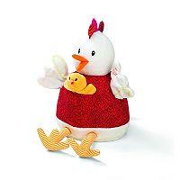 HABA Lilliputiens Ophélie & Chicks Baby Activity Toy & Puppet Set