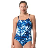 Women's Speedo Cross Power One-Piece Swimsuit