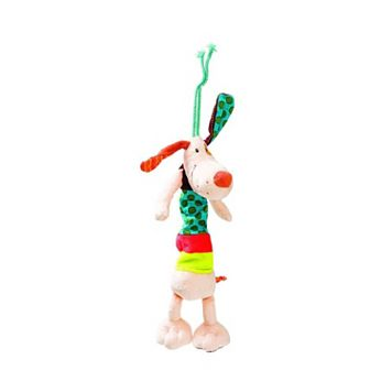 HABA Lilliputiens Jef Mini Dog Musical Plush Toy