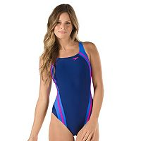 Women's Speedo Quantum Splice One-Piece Swimsuit