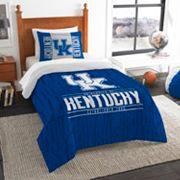 Kentucky Wildcats Modern Take Twin Comforter Set by Northwest