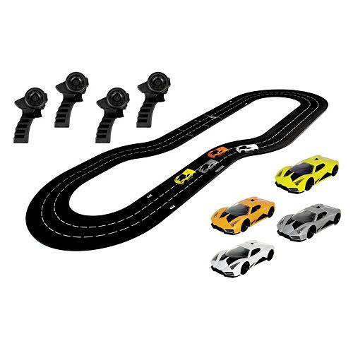 DMXSLOTS DMX Racer Pro Slot Car Racing Set