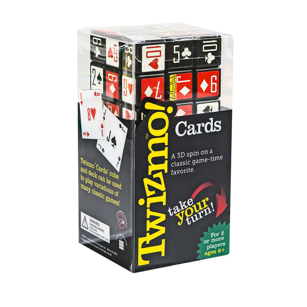 Twizmo! Card Game