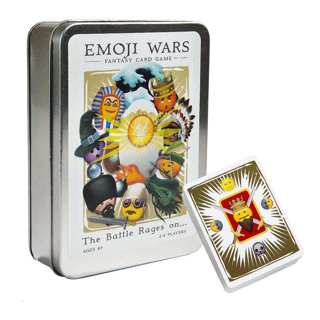 Emoji Wars Fatasy Card Game by Twizmo!