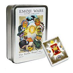Emoji Wars Fatasy Card Game by Twizmo! by