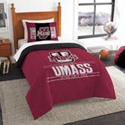 UMass Minutemen Modern Take Twin Comforter Set by Northwest
