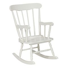 Kids International Concepts Wood Rocking Chair