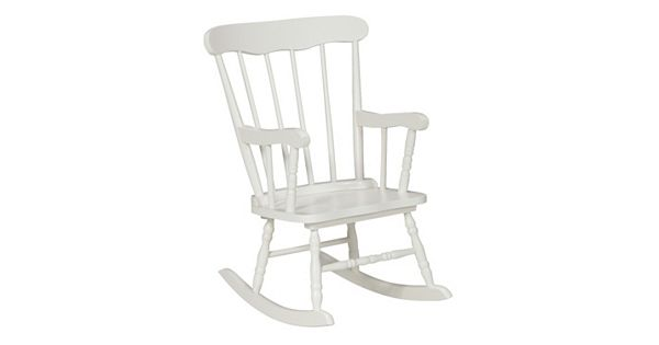 Kids International Concepts Wood Rocking Chair