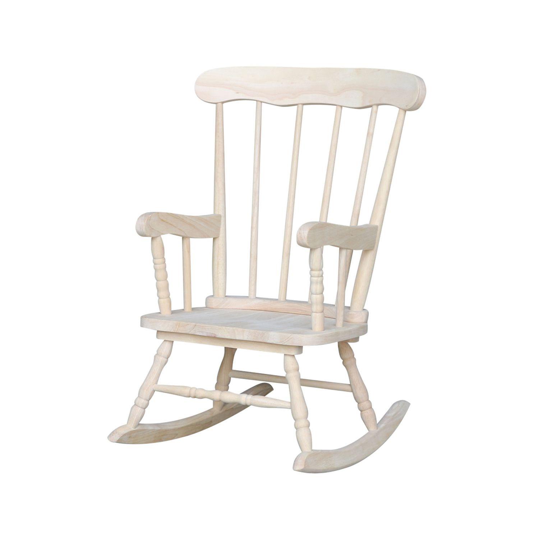 Juvenile Rocking Chair. Regular