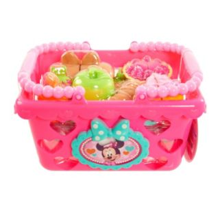 Disney's Minnie Mouse Bow-Tique Bowtastic Shopping Basket